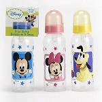 Baby King 9oz Mickey Mouse Bottle