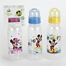 Disney Baby Bottle 9oz Mickey-Minnie
