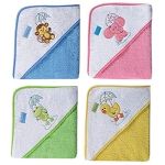 Baby Vision Hooded Towel Woven