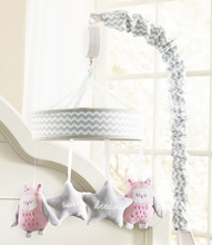 Wendy Bellissimo Nursery Separates Girl Owl Mobile