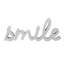 Wendy Bellismo Smile Wall Art
