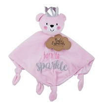 Baby Essentials  Princess Snuggle Plush Blanket