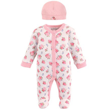 Baby Vision Preemie Sleep and Play Floral