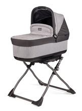 Peg Perego Bassinet Stand (Only) Jet Grey