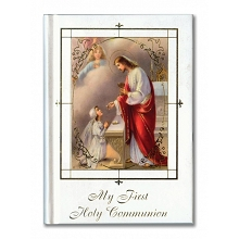 San Francis 1st Communion Hard Cover Missal