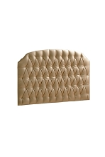 Natart Juvenile Bella Diamond Tufted Panel Platinum