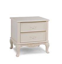 Dolce Babi Angelina Nightstand, French Vanilla