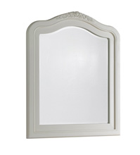 Dolce Babi Angelina Mirror, French Vanilla