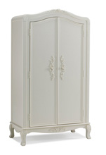 Dolce Babi Angelina Armoire, French Vanilla