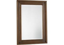 Dolce Babi Lucca Mirror Weathered Brown