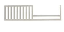 Dolce Babi Lucca Convertible Guard Rail, Sea Shell White