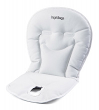 Peg Perego Baby Cushion Reversible White
