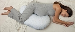 Boppy® Cuddle Pillow-Somerset Upholstered