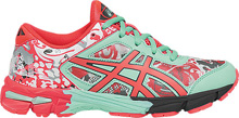 Asics 60% Off Gel Noosa White/Pink/Mint