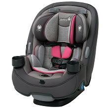 Safety 1st Grown and Go™ Convertible Car Seat Everest Pink