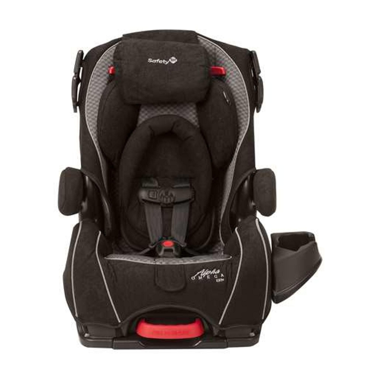 Safety 1st Alpha Omega Elite Convertible Car Seat Cumberland