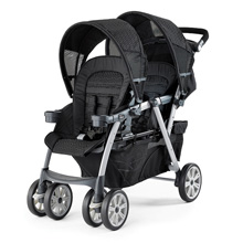 Chicco Cortina Together Double Stroller Ombra