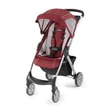 Chicco Mini Bravo® Lightweight Umbrella Stroller Chili