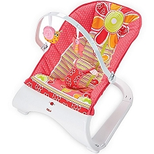 Fisher Price Comfort Curve™ Bouncer Floral Confetti