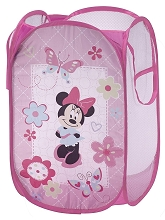 Crown Craft Hamper Pop Up Minnie