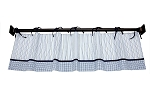 Crown Craft Nautica Zachary Window Valance
