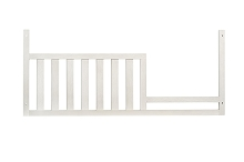 Ozlo Baby Crestwood Guard Rail in White