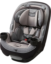 Safety 1st Grown and Go™ Convertible Car Sear Night Horizon Gray