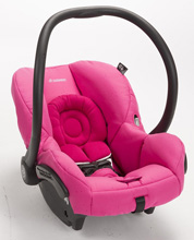 Maxi Cosi Mico Max 30 Infant Car Seat, Pink Berry