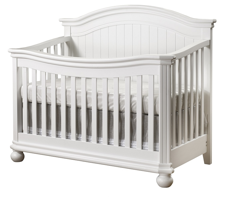 Sorelle Finley 4 In 1 Crib White Ideal Baby
