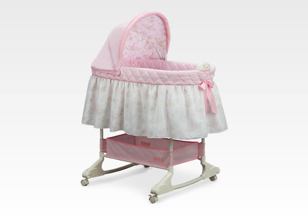 Bassinet Or Crib Ideal Baby
