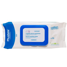 Mustela Dermo Soothing Wipes Delicate Fragranced 16.60oz