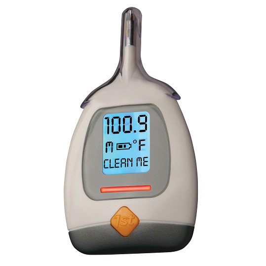 Safety 1st High Speed Infant Rectal Thermometer Ideal Baby