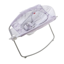 Fisher Price Deluxe Newborn Rock 'n Play Sleeper, Fairytale