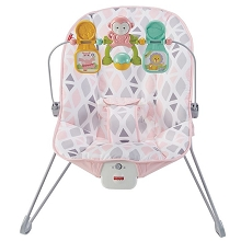 Fisher Basic Baby's Bouncer -Girl