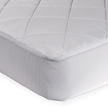 Kolcraft Sealy Cool Comfort Fitted Crib Mattress Pad