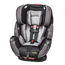 Evenflo Symphony Elite Convertible Car Seat, Paramount
