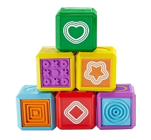 Fisher Price Laugh & Learn® First Words Shape Blocks Age 9-36 Months