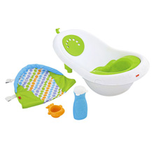 Fisher Price 4-in-1 Sling 'n Seat Grow With Me Tub