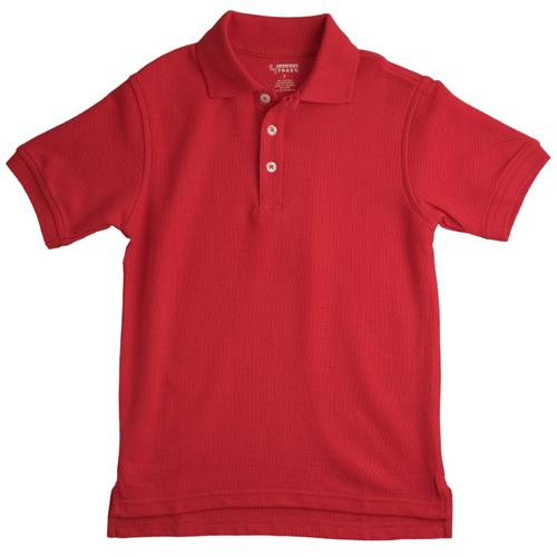 French Toast 60 Off Only 4 00 Pique Polo Red Ideal Baby