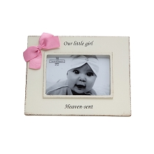 Ganz Our Little Girl Heaven-Set Picture Frame