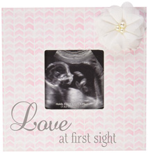 C.R.Gibson Sonogram Frame - Love At First Sight
