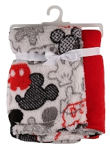 Cudlie Accessories Mickey  Mouse Super Soft Blanket