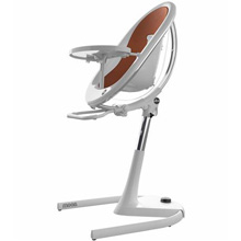 Agi Supreme By Mima Moon 2G High Chair White-Camel