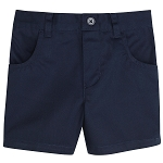 French Toast 50% Off School Uniform Toddler Girl Pull-On Short, Navy