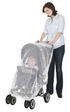 Jeep White Stroller-Carrier Netting
