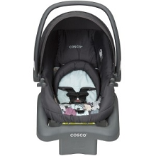Cosco Light'n Comfy DX Infant Car Seat-Elephant Puzzle