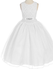 Onwar Communion Dress White