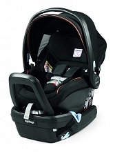 Peg Perego Primo Viaggio 4/35 Nido Infant Car Seat Agio Black