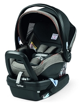 Peg Perego Primo Viaggio 4/35 Nido Infant Car Seat Agio Grey