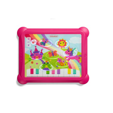 Infantino Lights & Sounds Musical Touch Pad™ – Pink